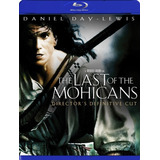 Blu-ray Last Of The Mohicans / El Ultimo De Los Mohicanos