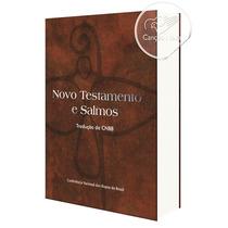 Bíblia Sagrada Católica Cnbb Novo Testamento Salmos Cristal