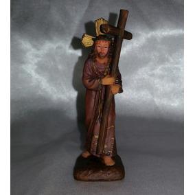 Imagens Santos Católicos Jesus De Nazaré 08 Cm