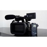 Videocamara Sony Z7 Hd Profesional Lentes Intercambiables