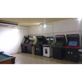 Vendo Arcades Vacías