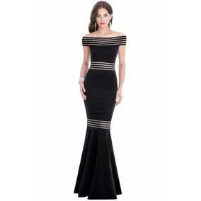 Vestido De Fiesta/ Egreso/ Madrinas - Diseño Importado Miami