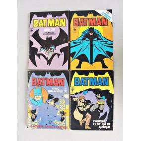 Batman Ano Um Minissérie Completa Ed. Abril Formatinho 1987