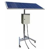 Gerador Solar Bomba Solar De Superfície Até 490 Litros/hora