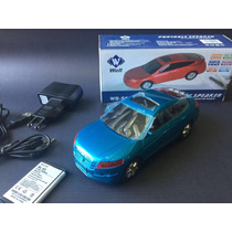 Mp3 Fm Corneta Carrito Portátil Modelo S6
