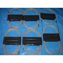 Siambretta Juego De Cables De Comando En Color Gris