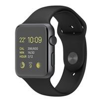 Apple Watch 42mm Space Grey Aluminium E Outros.