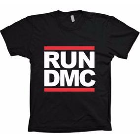 Camisetas Rap Hip Hop Eminem - Run Dmc - 100% Algodão!!
