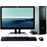 Computadoras Hp 8000 Core2duo Lcd 19 Dd160 Ram 4gb Wifi
