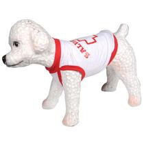 Roupa De Salva Vidas Para Cães De Malha Do Nº 01 Ao 10