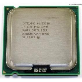 Processador Intel 775 Pentium Dual Core E5500 2.80ghz 2m Nov