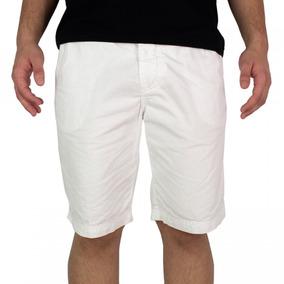 Bermuda Jeans Sarja Masculina Ellus Second Floor Bolso Faca