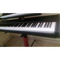 Piano Yamaha P105 Novo De Tudo.