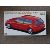 Kit Auto Escala Para Armar Escala 1/24: Honda Civic Eg6.
