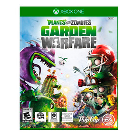 Juego Xbox One P Vs Z: Garden Warfare Ibushak Gaming