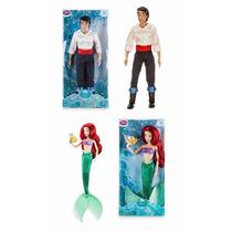Disney Store - The Little Mermaid Ariel & Erick La Sirenita