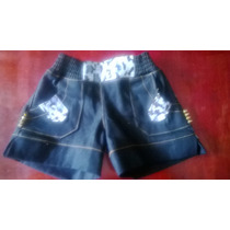 Shores Y Bragas De Blue Jeans Infantiles!!! Mayor Y Detal