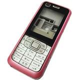 Carcasa Nokia 6120 Classic C/teclado,lente,tapa
