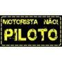 Compre 1 Leve 5 Adesivo - Off Road Motorista Não Piloto