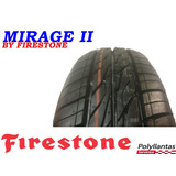 Llanta 185/60r14 Mirage Ii (submarca Firestone) Pago Contado