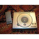 Reproductor Portatil De Dvd Coby 207 Importado De Usa
