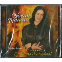 Cd Noemi Nonato - Em Ritmo Pentecostal (bônus_playback)