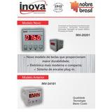 Controlador Temperatura Inova Inv 20201 / Inv 34101 J 80~250