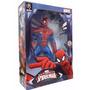 Spiderman Muñeco Gigante Articulado 55cm Marvel Original
