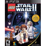 Lego Star Wars 2 Ps3 | Digital Español N° 1 En Ventas! 2p