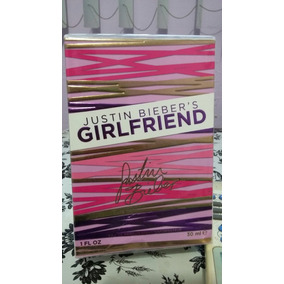 Girlfriend Justin Bieber Perfume