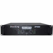 Potencia Amplificadora De Audio Blastking De 4000 Watts