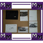 Kit Manual Proprietário Audi A4 2.0 Tfsi 2008/2012