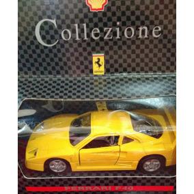 Auto Ferrari F 40 Shell Maisto Retro Coleccion Especial Rdf1