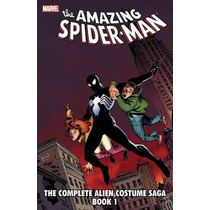 Promoción Spider-man: The Complete Alien Costume