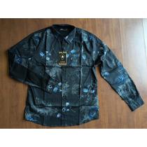 Camisa Mcd Manga Longa Flyng Fish Coleção Verão 16/17