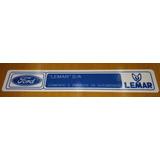 Kit Adesivo Ford Lemar Concessionária Ford
