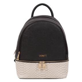 Padrisimas Bolsas Tipo Piel Tipo Backpack Mochila Mujer Hb