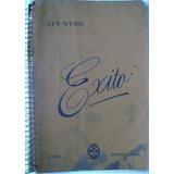 Antiguos Cuadernos Exito