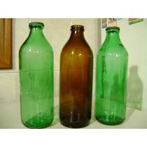 Botellas De Aceite Antiguas 1,5 Litros Distintas