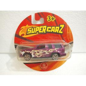 Gashaball Supercarz Camioneta Ford Explorer Morado