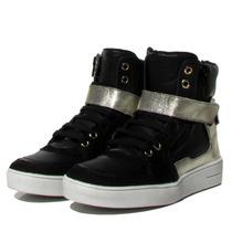 Tênis Sneaker Upscale Gold - Hardcore Line Original
