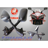 Espejos Para Yamaha R6 - R1 Yamaha R6 Yamaha R 1 Yamaha @tv