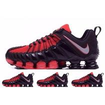 Nike Total Shox Masculino -novo 12 Molas- Fotos Reais!