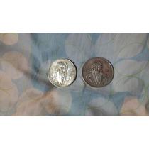 Moneda De Plata Pura Ley .720 De Morelos De 100 Pesos 1978