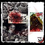 Libro De Zombies En Monterrey - La Sangre De Las Musas