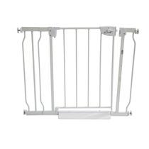 Babynet Puerta De Seguridad Regulable Metálica Avanti Steel