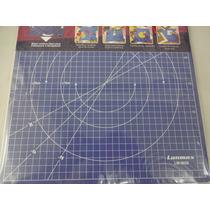 Base De Corte Placa Rotativa 30x30 360º Patchwork,scrapbook