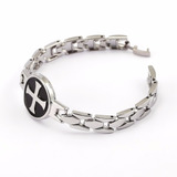 Bracelete Assassins Creed 2017 Templário Exclusivo Novidade