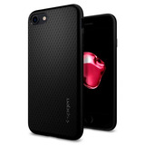 Forro Iphone 7 Spigen Liquid Armor Black