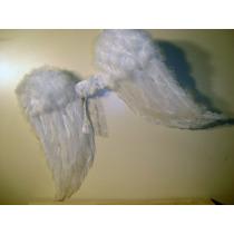 Alas De Angel Disfraz De Plumas. Regalosdeco
